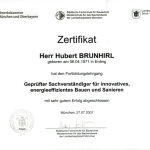 Zertifikat-Sachverständiger-Energieberater